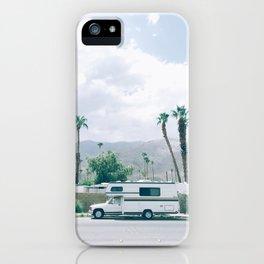 California Camper iPhone Case