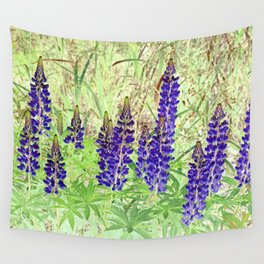 Lupine.... Wall Tapestry