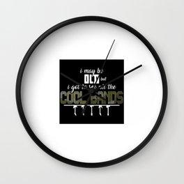 I May Be Old Wall Clock