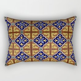 Tiles - VI Rectangular Pillow