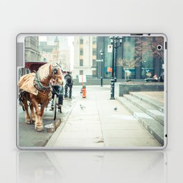 Montreal Taxi Laptop & iPad Skin