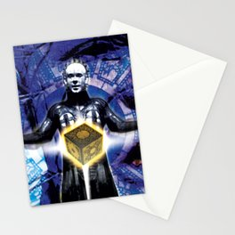 """Pinhead Hellraiser """"You Opened The Box"""" Stationery Cards"""