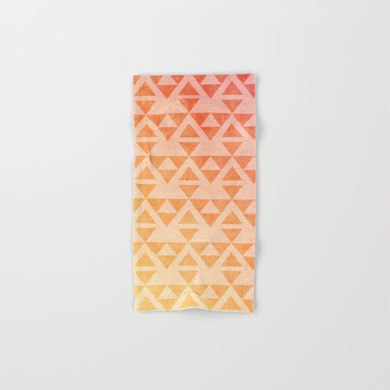 Aztec Pattern 11 Hand & Bath Towel