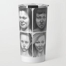 cry, don't cry Travel Mug