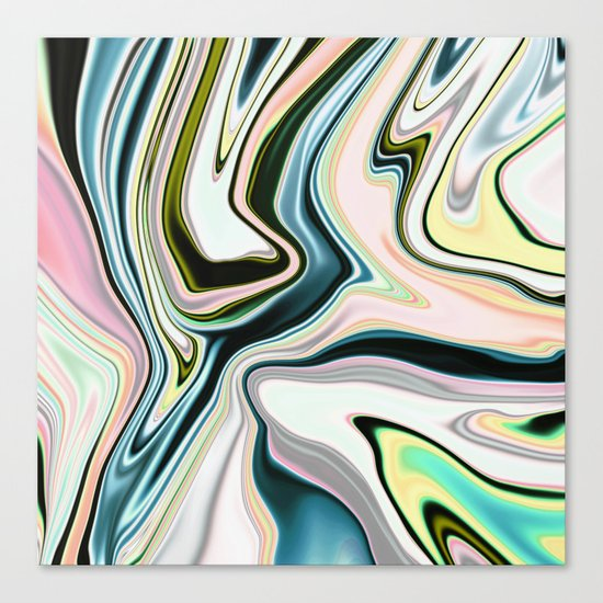 beyond Canvas Print