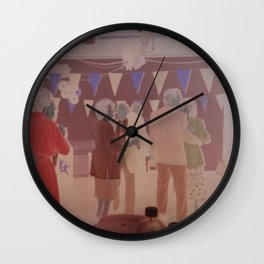 reunion Wall Clock
