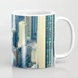 Dubai cityscape Coffee Mug