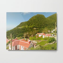 Windwardside Metal Print