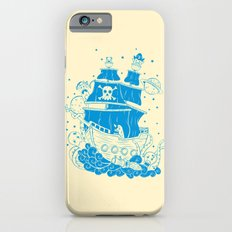 Piratas from outer space Slim Case iPhone 6s