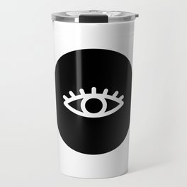 Bold Eye Travel Mug