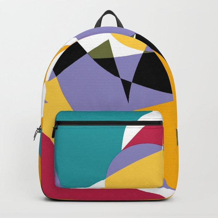 masked ball Backpack