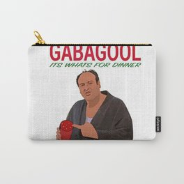 Gabagool Carry-All Pouch
