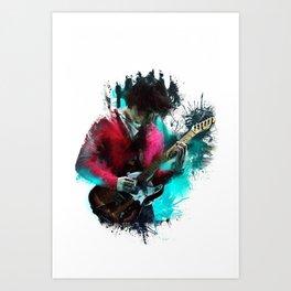 Jonny Art Print