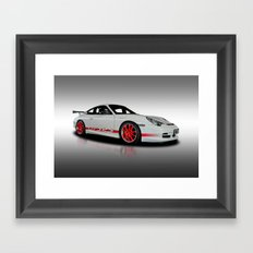 Porsche GT3 Rs Framed Art Print