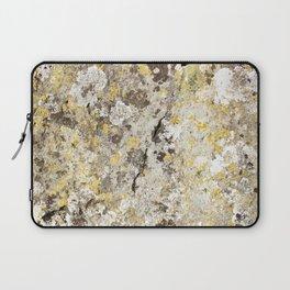 Lichen on The Rollright Stones Laptop Sleeve