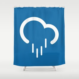 Downpour - Better Weather Shower Curtain