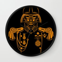 Marshal Darth Vader Wall Clock
