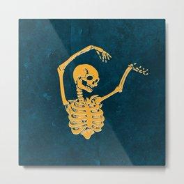 Danse Macabre 2 Metal Print