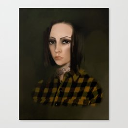 Alter Ego II Canvas Print
