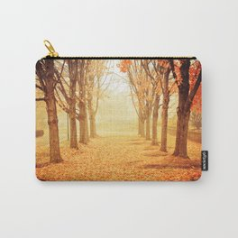 The Poetry of Autumn Carry-All Pouch