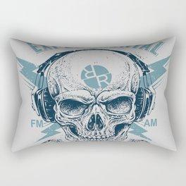 Rubino Radio Rectangular Pillow