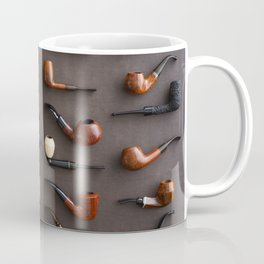 Collection of pipes Coffee Mug
