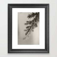 Sweet in the Mornin' Framed Art Print
