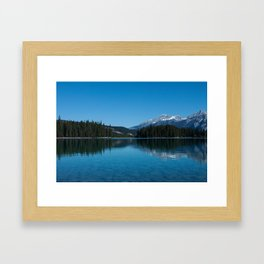 Pyramid Lake Photography Print Framed Art Print