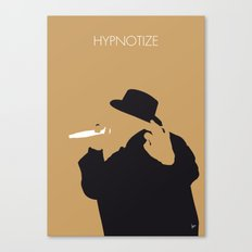 No080 MY Notorious BIG Minimal Music poster Canvas Print