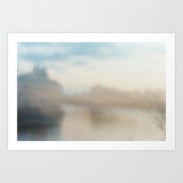 Charles River - Boston, MA Art Print