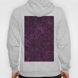Byzantium Purple Hybrid Camo Pattern Hoody