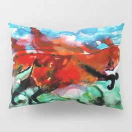 Kitsune Pillow Sham