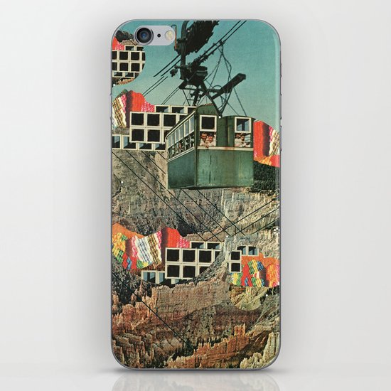 Fireside Favourite iPhone & iPod Skin