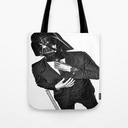 Darth Banker Tote Bag