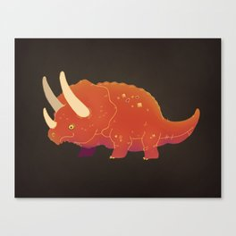 Triceratops! Canvas Print