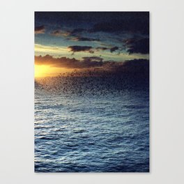 Murmation Canvas Print