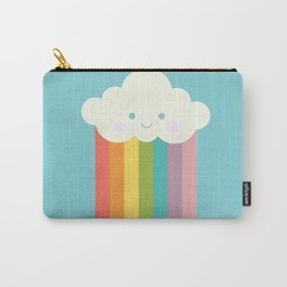 Proud rainbow cloud Carry-All Pouch