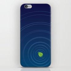 Calm leaf II iPhone Skin