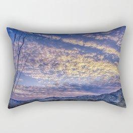 Weldon Winter Sky Rectangular Pillow