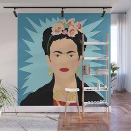 Frida Khalo | Bad Ass Women Series Wall Mural