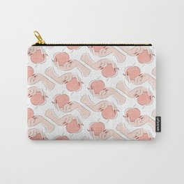 Have a Peach! Carry-All Pouch
