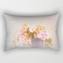 Romantic Whispers Rectangular Pillow