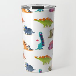 BOOK DINOSAURS Travel Mug