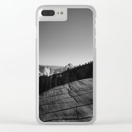 Olmsted Point, Yosemite National Park IV Clear iPhone Case