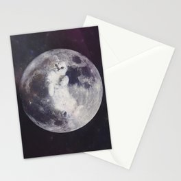 There Are Kitties On The Moon, Houston Stationery Cards
