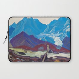 12,000pixel-500dpi - Nicholas Roerich - From Beyond - Digital Remastered Edition Laptop Sleeve