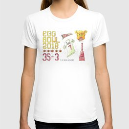 2018 Egg Bowl T-shirt