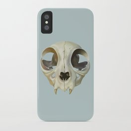 Cat Stare iPhone Case