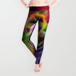 Abstract Perfection 60 Leggings
