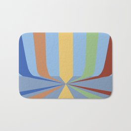 The Rainbow Room Bath Mat